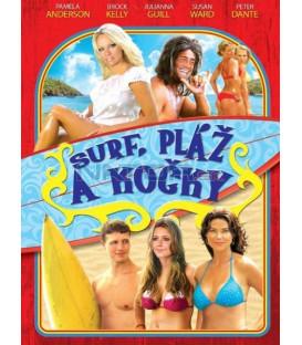 SURF, PLÁŽ A KOČKY  (COSTA RICAN SUMMER) DVD