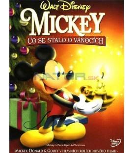 Mickey: Co se stalo o Vánocích (Mickeys Once Upon a Christmas) DVD