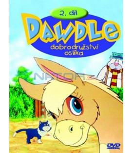 Dobrodružství oslíka Dawdle 2 - Dawdle a Krtek (The Adventures of Dawdle Donkey) DVD