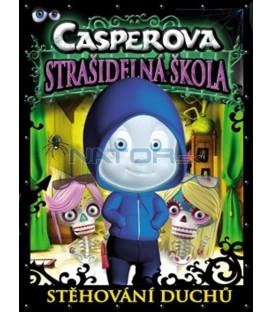 Casperova strašidelná škola -Stěhování duchů  (Casper´s Scare School) DVD