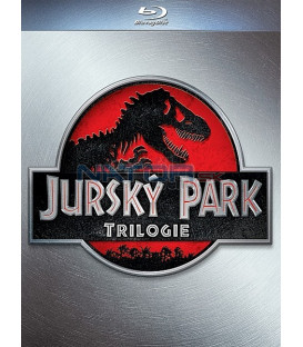 Limitovaná edice: Jurský park trilogie 1.- 3.3 x Blu-ray