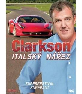 Clarkson: Italský nářez (Clarkson - The Italian Job)