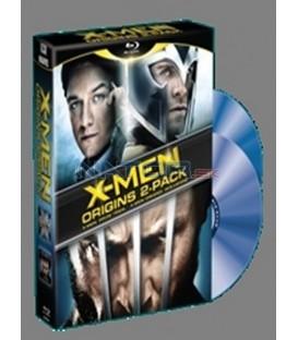 Kolekce: X-Men Origins: Wolverine + První třída 2 x Blu-ray
