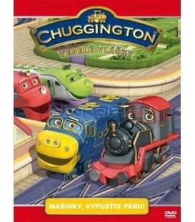 Chuggington - Veselé vláčiky 2 - Lokomotívy, vypusťte paru!