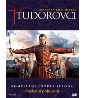 Tudorovci 4. sezóna 3 DVD