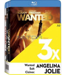 Kolekce: Angelina Jolie 3 x Blu-ray