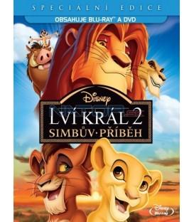 Lví král 2: Simbův příběh SE (Blu-ray + DVD) Combo Pack   (Lion King 2 SE)