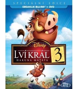 Lví král 3: Hakuna Matata SE (Blu-ray + DVD) Combo Pack  (Lion King 3 SE)