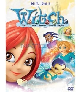 W.I.T.C.H 2.série - disk 2  (W.I.T.C.H. Vol 2 - Disc 2)