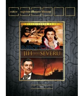 Jih proti severu 2DVD (Gone with the Wind UCE )