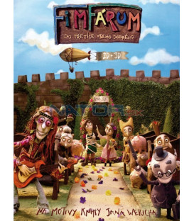 Fimfárum do třetice všeho dobrého (Blu-ray 2D + 3D)  (Fimfárum do třetice všeho dobrého