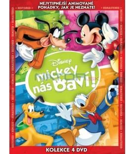 Kolekce Mickey nás baví! 4DVD   (Mickey Have a Laugh! 4DVD)
