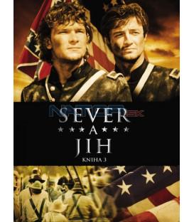 sever a Jih 3.kniha (Tv seriál) 3DVD (North and South (mini)