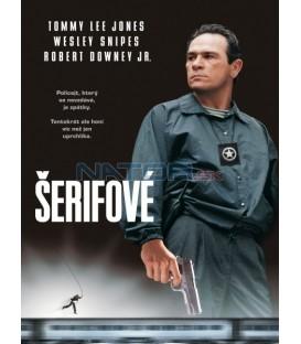 Šerifové (U.S Marshalls) DVD