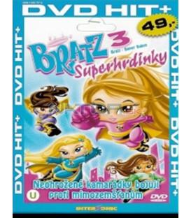 Bratz - Superhrdinky (Bratz Super Babyz) DVD