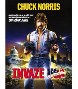 Invaze do U. S. A.  (Invasion U. S. A.)  DVD