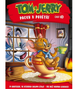 Tom a Jerry: Packy v povětří 3. část  (Tom and Jerry: Fur Flying Adventures Vol.3)