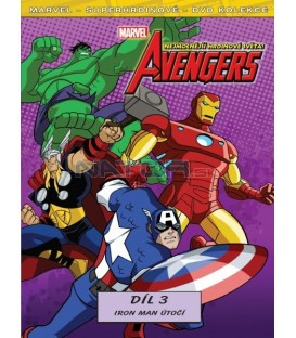 The Avengers: Nejmocnější hrdinové světa 3  (The Avengers: Earths Mightiest Heroes Volume 3)