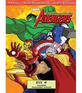 The Avengers: Nejmocnější hrdinové světa 4  (The Avengers: Earths Mightiest Heroes Volume 4)