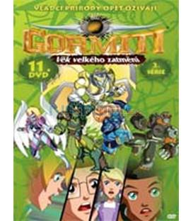 GORMITI – 11. DVD (Gormiti)