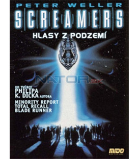 Screamers - Hlasy z podzemí (Screamers) DVD