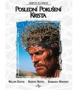 Poslední pokušení Krista (The Last Temptation of Christ) DVD