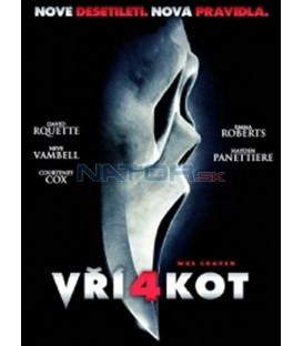 Vřískot 4 (Scream 4) DVD