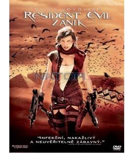Resident Evil: Zánik (Resident Evil: Extinction) DVD