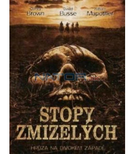 Stopy zmizelých (The Burrowers) DVD