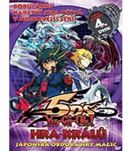 yu-Gi-Oh 5D´s – 4. DVD – SLIM BOX