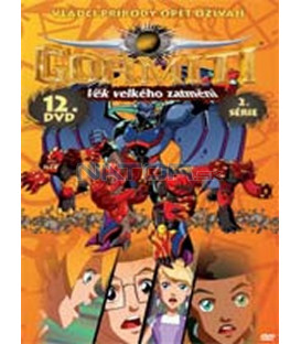 gormiti – 12. DVD (gormiti)