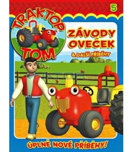 traktor Tom 5 (Tractor Tom) DVD