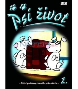 Psí život 2. DVD