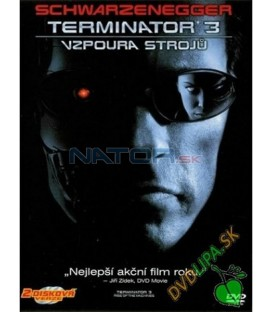 Terminator 3: Vzpoura strojů (Terminator 3: Rise of the Machines) DVD