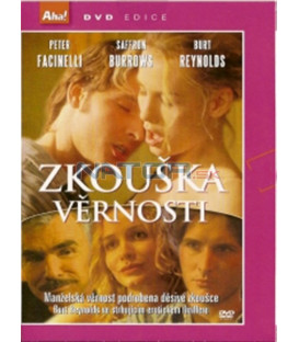 Zkouška věrnosti (Tempted) DVD