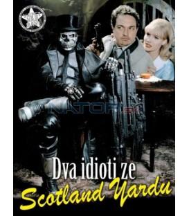 DVA IDIOTI ZE SCOTLAND YARDU DVD (DER WIXXER)