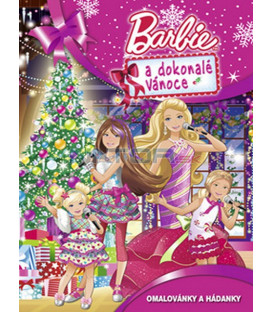 Barbie a dokonalé Vánoce (Barbie – A Perfect Christmas) DVD