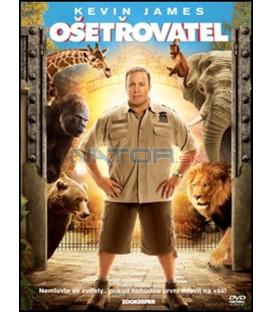 Ošetřovatel / Zoošetrovateľ (The Zookeeper) DVD