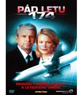 Pád letu 174 (Freefall: Flight 174) DVD