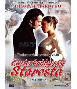 Casterbridgeský starosta 2 (The Mayor of Casterbridge) DVD