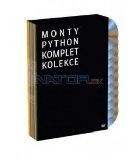Monty Python komplet kolekce - 10 DVD