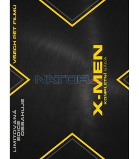 X-Men Kolekce – 5x Blu-ray