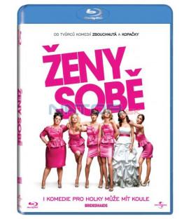 Ženy sobě / Dámska jazda-Blu-ray (Bridesmaids)
