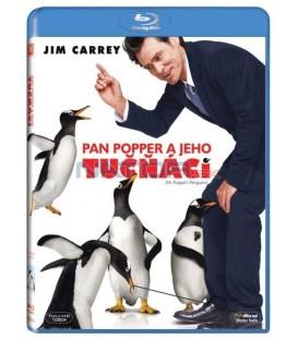 Pan Popper a jeho tučňáci (Mr. Poppers Penguins) Blu-ray