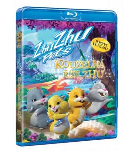 Zhu Zhu Pets: Kouzelná říše Zhu (Zhu Zhu Pets: Quest of Zhu / 2011) Blu-ray