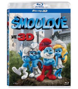 Šmoulové 3D - Blu-ray - 2011 SK/CZ dabing