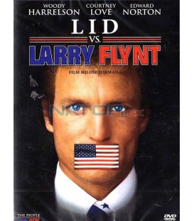 Lid versus Larry Flynt (The People vs. Larry Flynt) DVD
