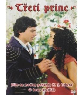 Třetí princ DVD