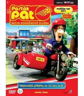 Pošťák Pat - Bezva donášková služba 2 DVD