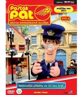Pošťák Pat - Bezva donášková služba 4 DVD